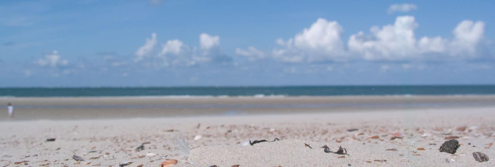 Strand – Bild auf Zwangsvorstellungen.de